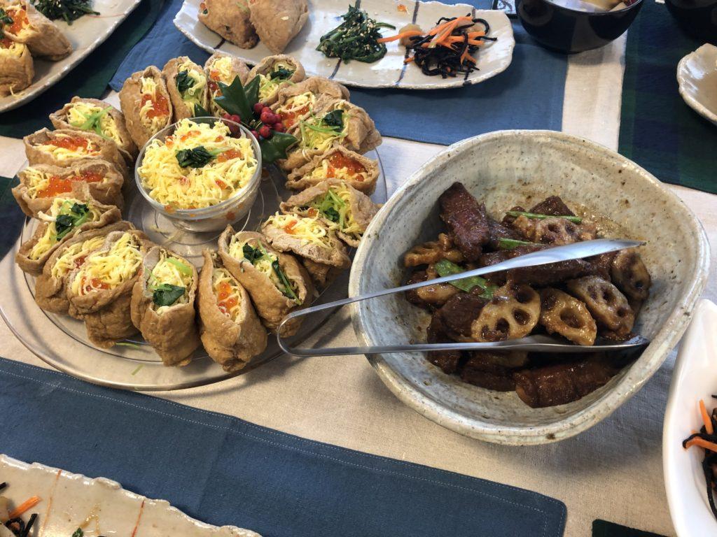 12月のkikiさんのお料理教室